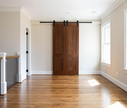Image of Sawmill Designs Sliding Barn Door