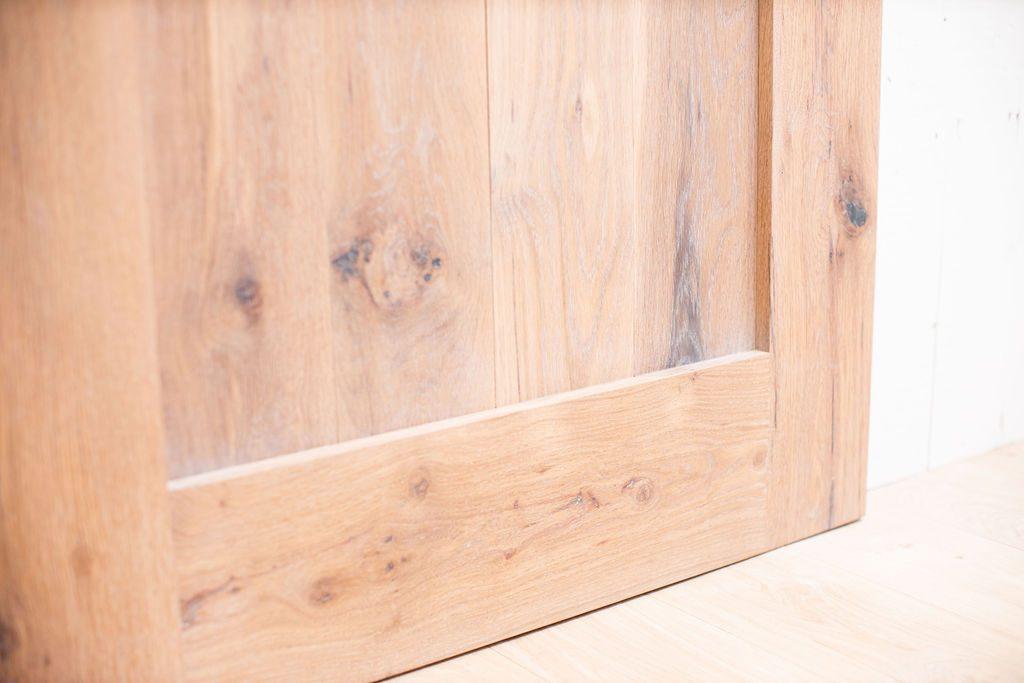 Image of Sanibel White Sliding Barn Door from Sawmill Designs