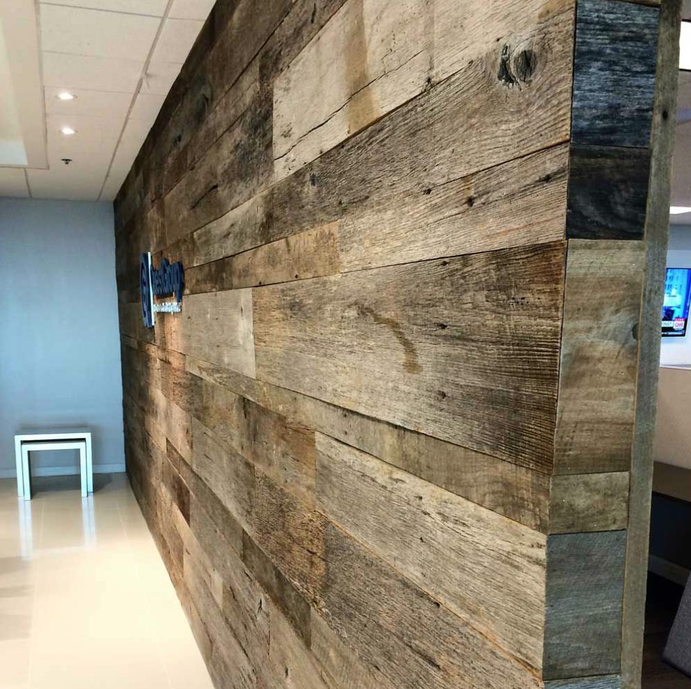Image of Gray Barn Board by Sawmill Designs