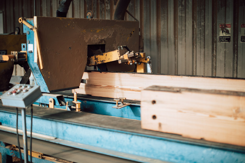 Image of Sawmill Designs Manufacturing Saw 1