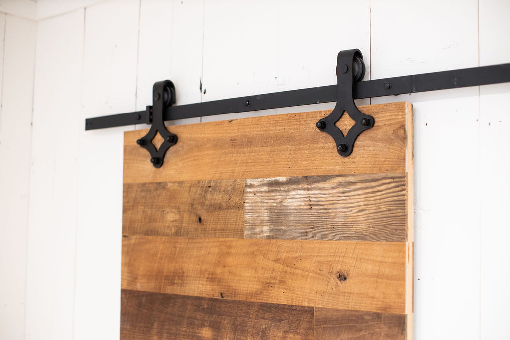 Image of Sliding Barn Door Hardware Sawmill Design