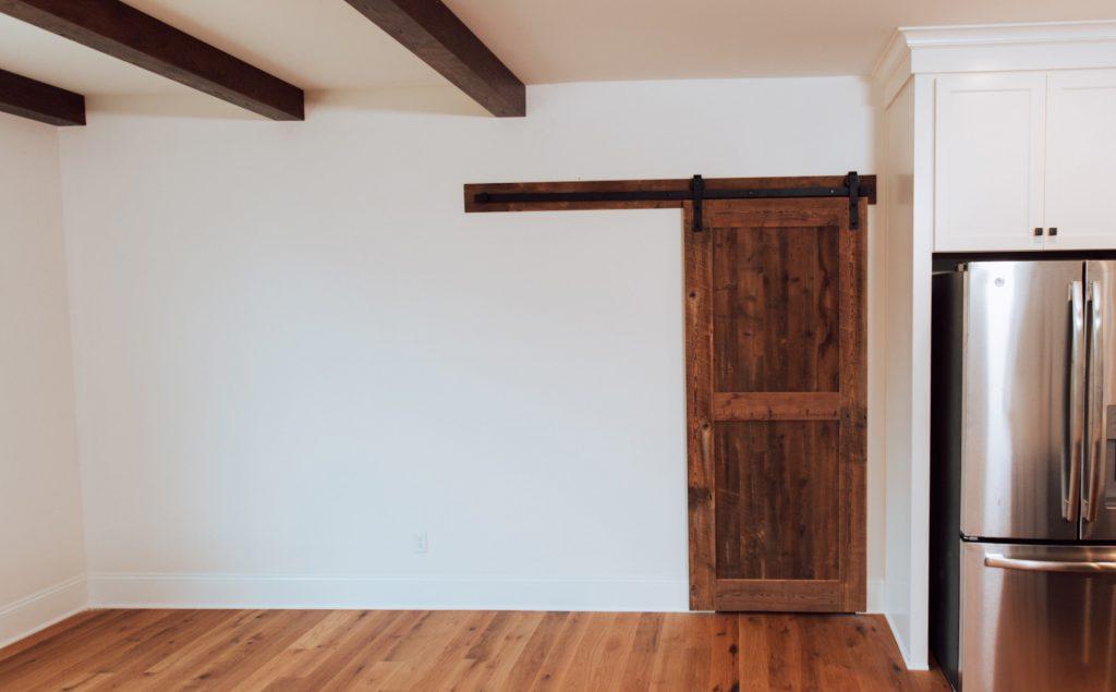 Sliding Barn Door by Sawmill Designs