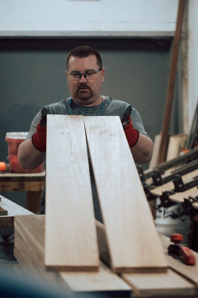 Sawmill Designs Quality Control - Craftsmanship in Practice