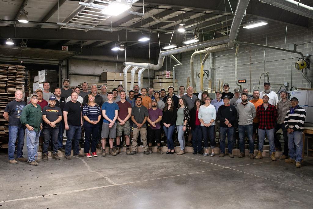 Sawmill Designs Team Photo