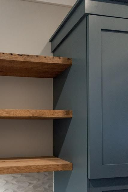Image of Hardwood Shelving from Sawmill Designs